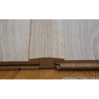 19mm Solid Oak T-Bar (2.30m Long)