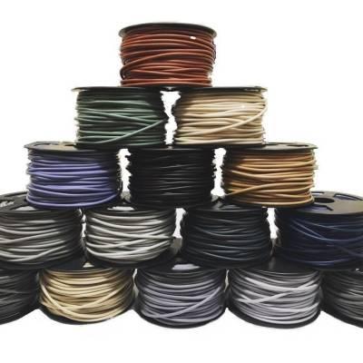 50m Vinyl Weld Rod - Various Colours