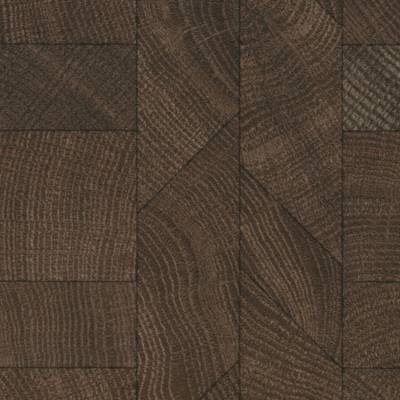 Allura Wood 0.55mm - Planks 120cm x 20cm - Dark Graphic Wood
