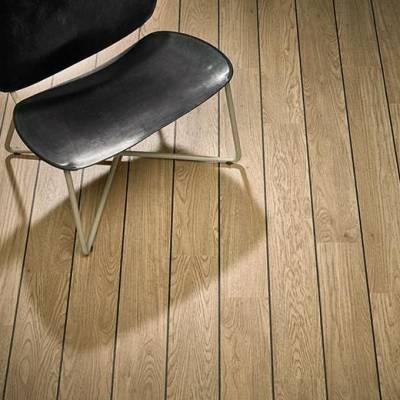 Allura Wood 0.70mm - Planks 100cm x 15cm - Waxed Oak