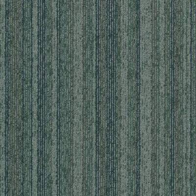Tessera Barcode Carpet Tiles - Fishing Line