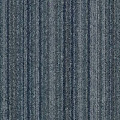Tessera Barcode Carpet Tiles - Sky Line