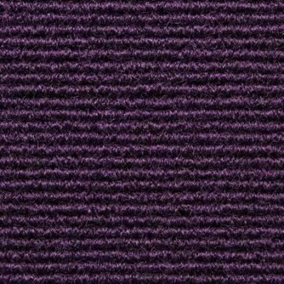 Heckmondwike Broadrib Carpet - Purple