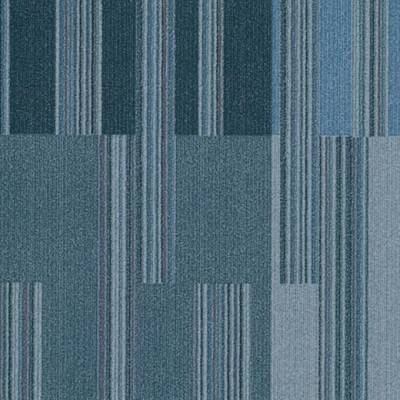 Flotex Cirrus Tiles - Sapphire