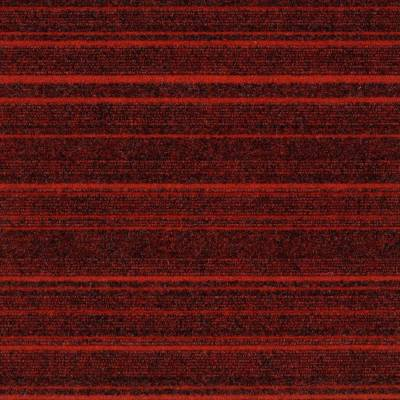 Burmatex Code Carpet Tiles - Scarlet Fever