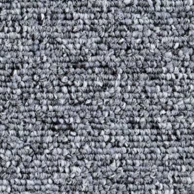 CFS Flooring Europa Loop Carpet Tiles - Light Grey