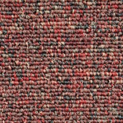CFS Flooring Europa Loop Carpet Tiles - Red