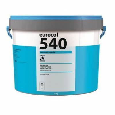 Eurocol Forbo 540 Eurosafe Specialist Adhesive - 13kg