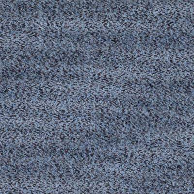 Burmatex Infinity Carpet Tiles - Atomic Blue
