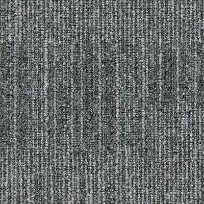 Tessera Inline Carpet Tiles - Tungsten