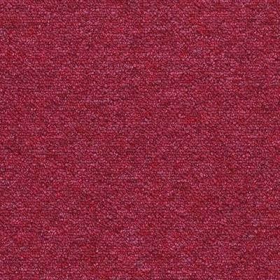 Tessera Layout and Outline Carpet Tiles - Maraschino