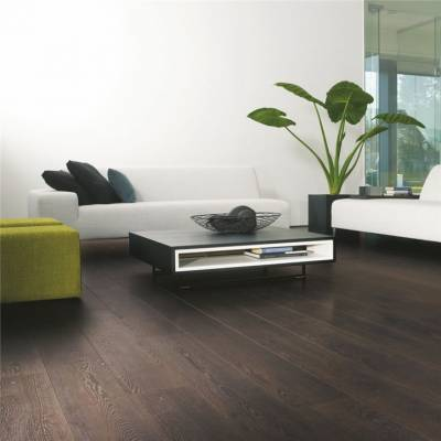 Balterio Magnitude Laminate - Blackfired Oak
