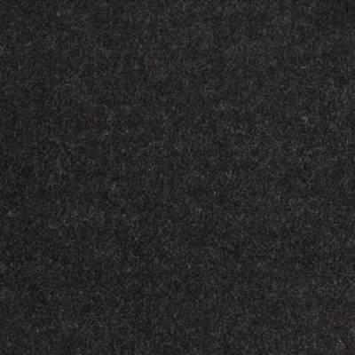 Lano Mayfair Wool Velvet Carpet - Ebony