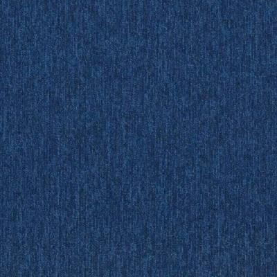 Interface New Horizons II Carpet Tiles - Colbalt
