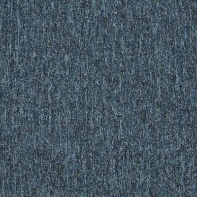 Interface New Horizons II Carpet Tiles - Steel