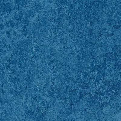Marmoleum Real (2m wide) - Blue