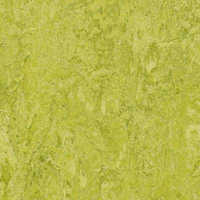 Marmoleum Real (2m wide) - Chartreuse