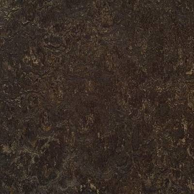 Marmoleum Real (2m wide) - Dark Bistre