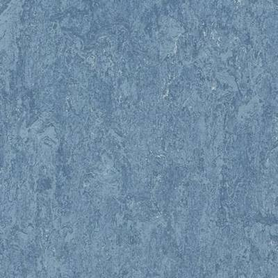 Marmoleum Real (2m wide) - Fresco Blue