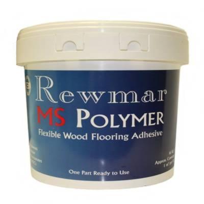 Rewmar MS Polymer Wood Floor Adhesive - 15kg