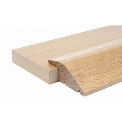 Solid Oak 19mm Ramp Section (2.30m Long)