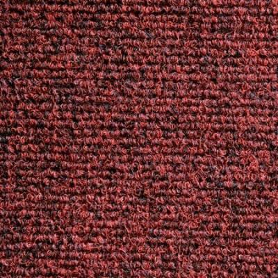 Heckmondwike Supacord Carpet Tiles - Claret