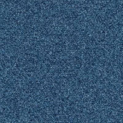 Tessera Teviot Carpet Tiles - Mid Blue