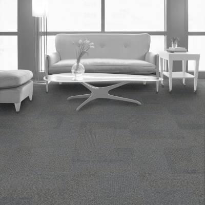 Interface Transformation Carpet Tiles - Saxon