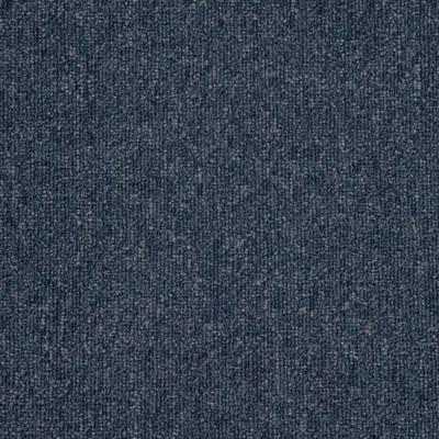JHS Triumph Loop Pile Carpet Tiles - Blue Haze