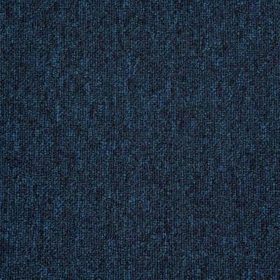 JHS Triumph Loop Pile Carpet Tiles - Blue Sapphire