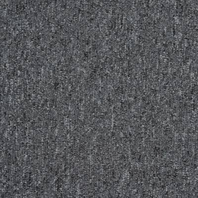 JHS Triumph Loop Pile Carpet Tiles - Grey Slate