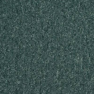JHS Triumph Loop Pile Carpet Tiles - Lovat Green