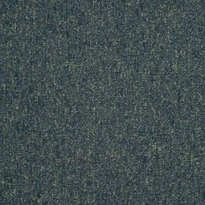 JHS Triumph Loop Pile Carpet Tiles - Blue Azure