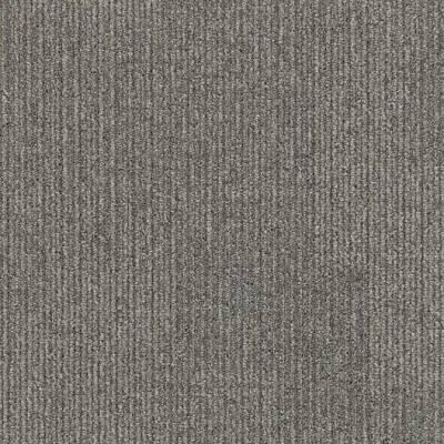 Interface Yuton 104 Carpet Tiles - Pebble