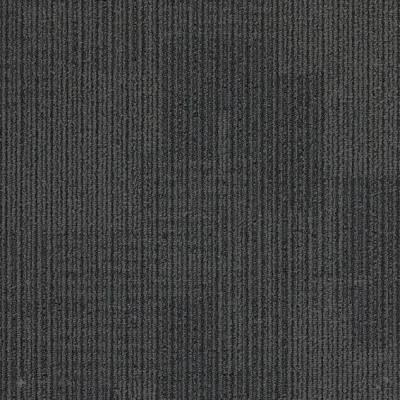 Interface Yuton 104 Carpet Tiles - Pewter