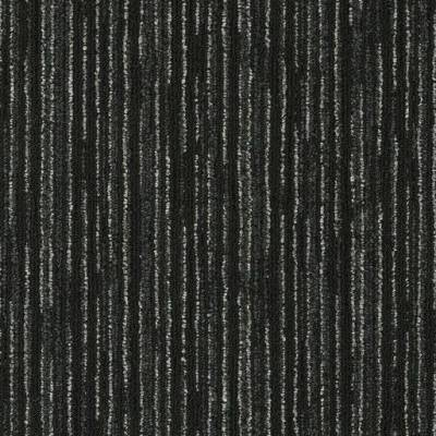Interface Yuton 105 Carpet Tiles - Coal