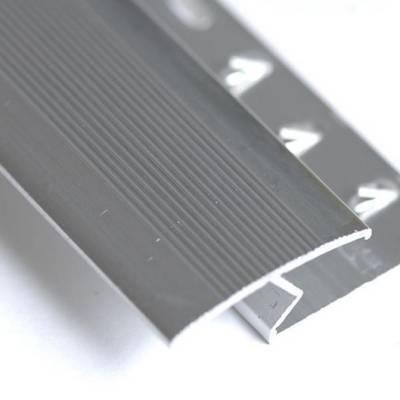 Z Door Bar - Silver (900mm Long)