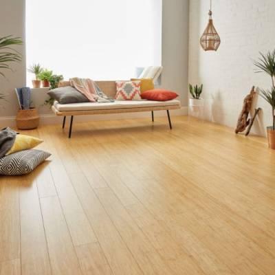 Woodpecker Oxwich Premium Bamboo Flooring - Natural Strand