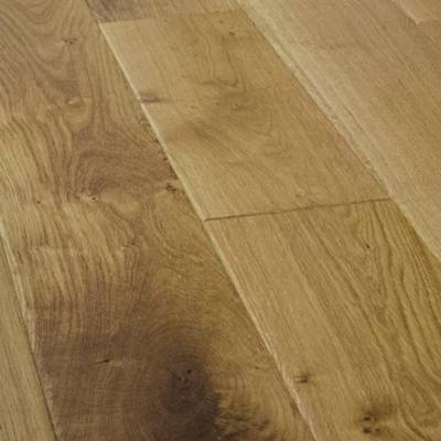 Furlong Flooring Classique Oak Distressed Brushed & Lacquered