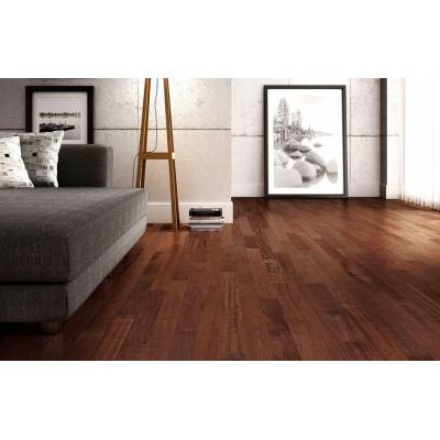 Furlong Flooring Classique Oak Cognac Distressed Brushed & Lacquered