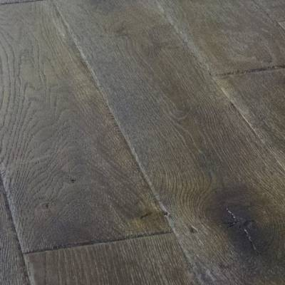 Furlong Flooring Classique Oak Antique Distressed Brushed & UV Lacquered
