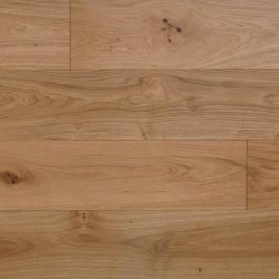 Furlong Flooring Mont Blanc Oak Natural Brushed & UV Oiled 220mm