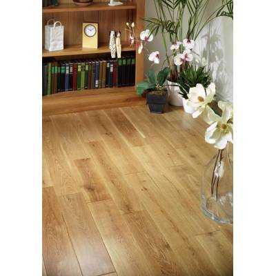Furlong Flooring Virginia Oak Rustic Matt Lacquered 125mm