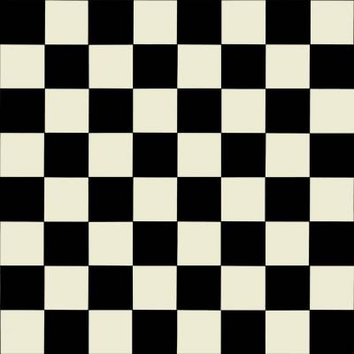 Lifestyle Floors Baroque Vinyl - Checkerboard