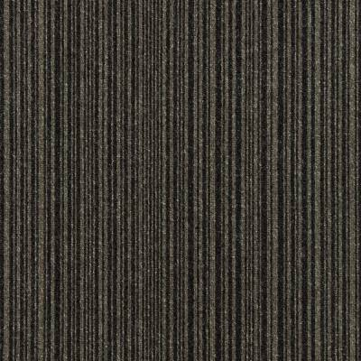 Burmatex Go To Carpet Tiles - Beige Stripe