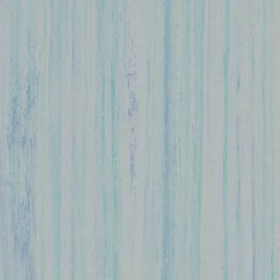 Marmoleum Striato Colour - Blue stroke