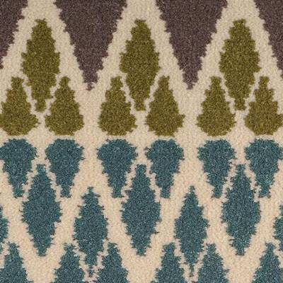 Alternative Flooring Quirky B - Margo Selby Collection - Fair Isle Annie