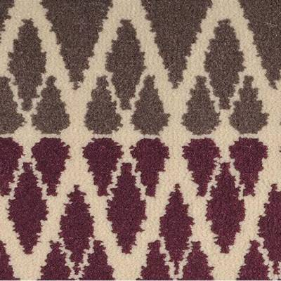 Alternative Flooring Quirky B - Margo Selby Collection - Fair Isle Reiko