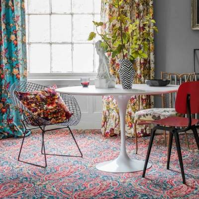 Alternative Flooring Quirky B - Liberty Fabrics Collection - Felix Raison - Classic