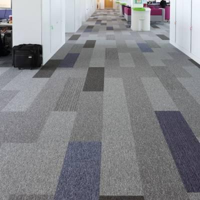 Burmatex Tivoli Carpet Tile Planks